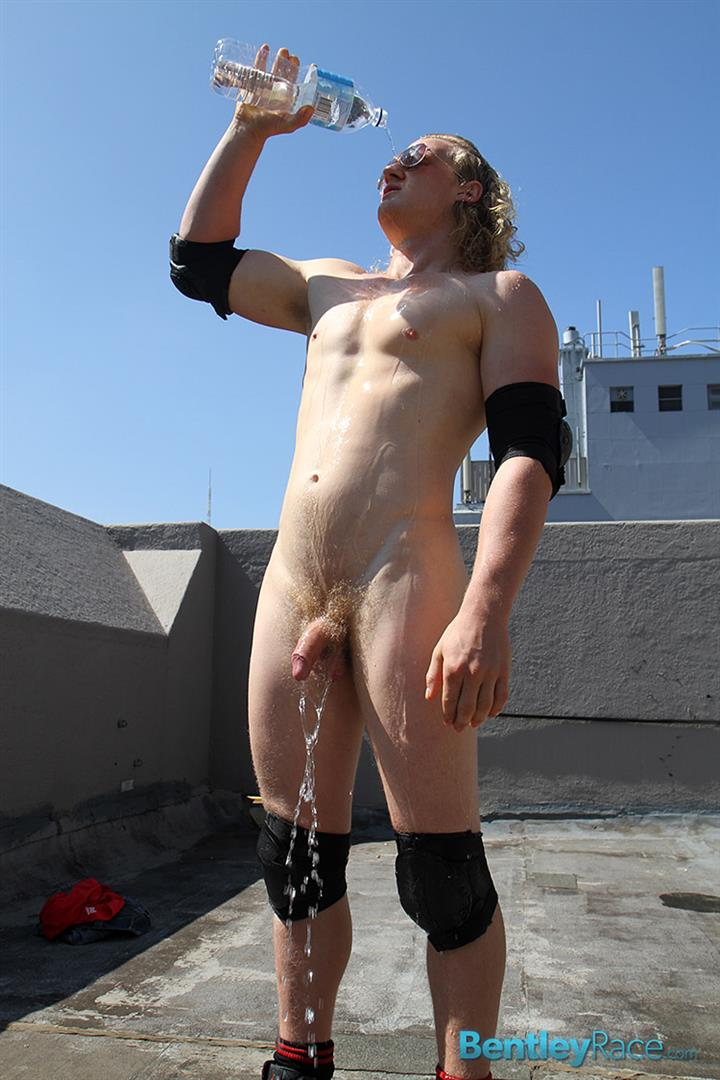 Bentley-Race-Shane-Phillips-Aussie-Skater-Showing-Off-His-Hairy-Uncut-Cock-Amateur-Gay-Porn-19 Aussie Skateboarder Shows Off His Hairy Uncut Cock In Public
