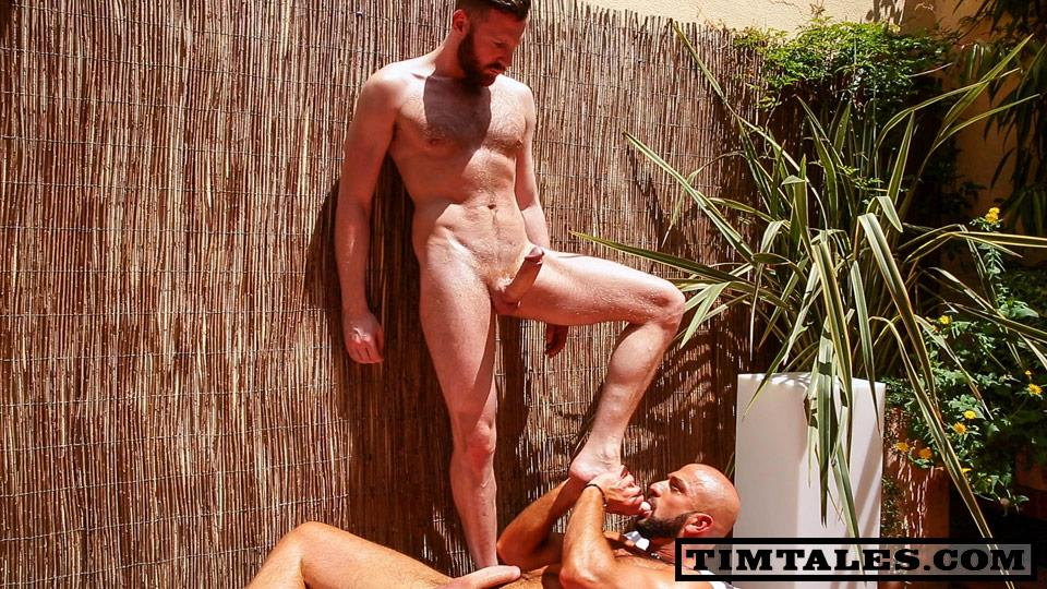 TimTales-Tim-Kruger-and-Bruno-Boni-Big-Uncut-Cocks-Fucking-With-Feet-Play-Amateur-Gay-Porn-10 TimTales: Tim and Bruno Boni - Big Cock And Feet Play