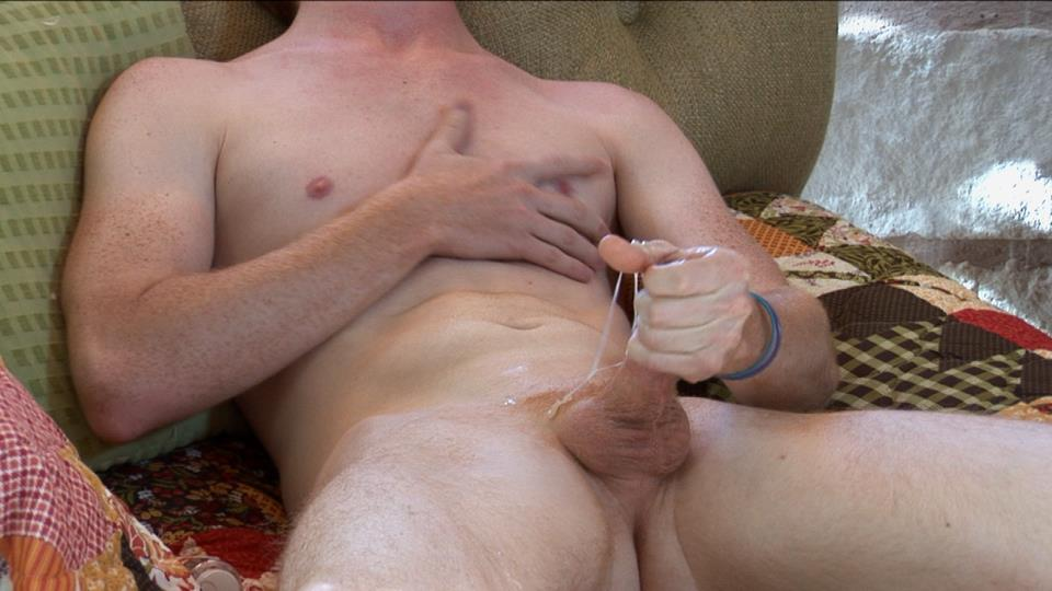 Southern-Strokes-Neil-Redhead-Ginger-Twink-Jerking-Off-Amateur-Gay-Porn-14 Happy St. Paddy's Day - Enjoy This Redheaded Twink Jerking Off