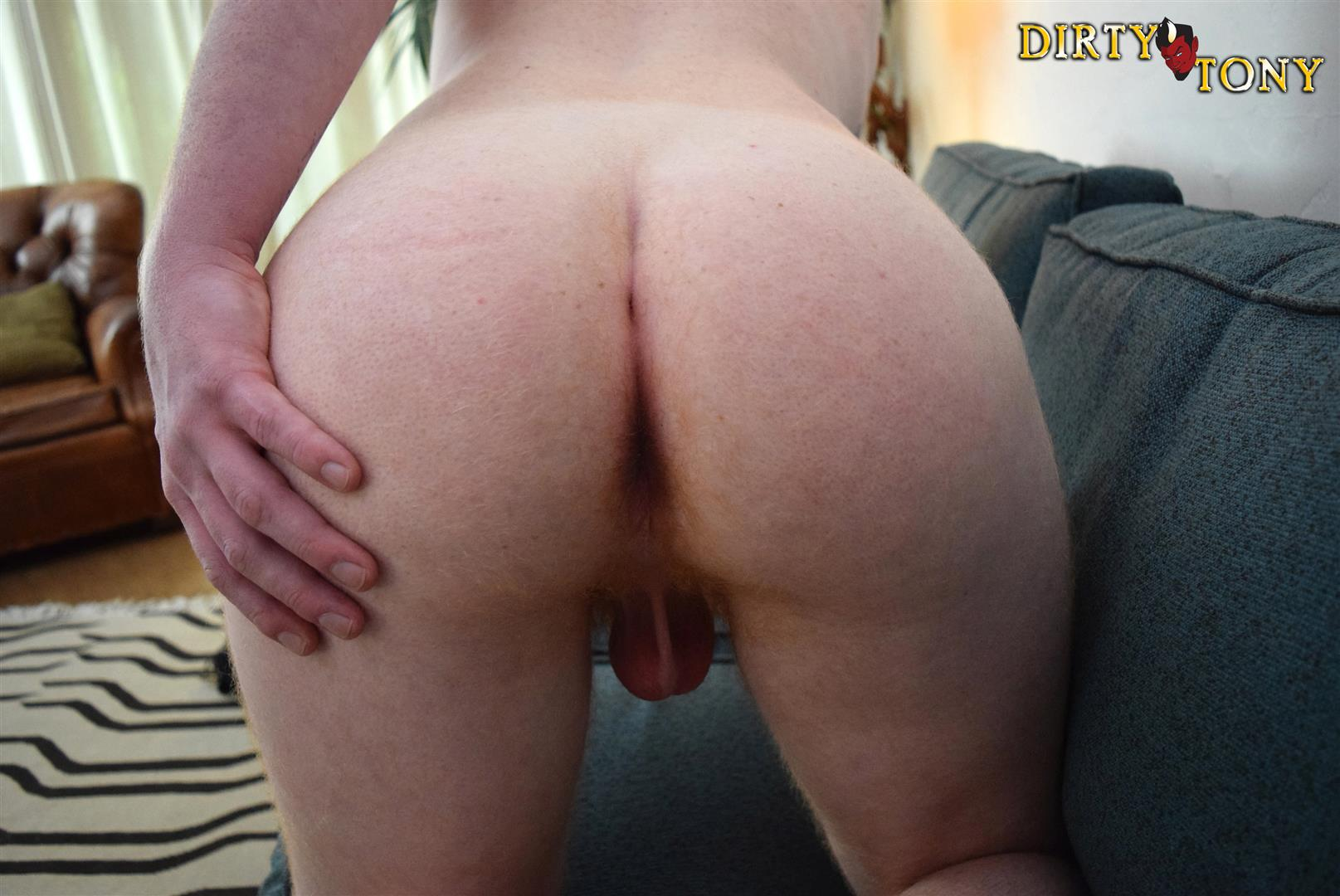 Dirty-Tony-Max-Breeker-Redheaded-Twink-Masturbation-Amateur-Gay-Porn-12 Bisexual 19 Year Old Redheaded Twink Auditions For Gay Porn