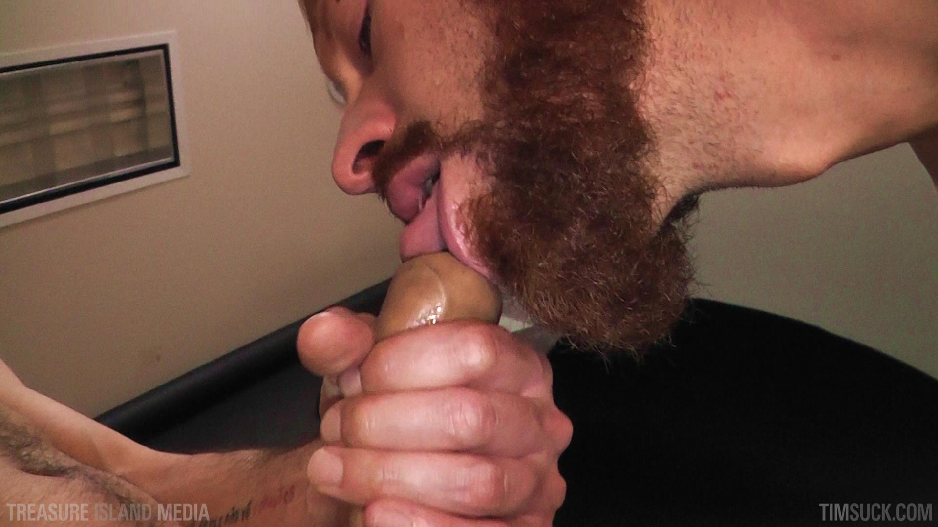 Treasure-Island-Media-TimSuck-Pete-Summers-and-Dean-Brody-Sucking-A-Big-Uncut-Cock-Amateur-Gay-Porn-43 Bearded Ginger Services A Big Uncut Cock And Eats The Cum