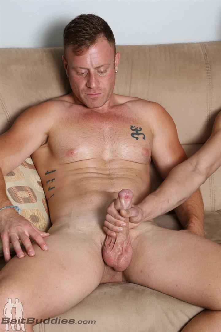 Bait-Buddies-Saxon-and-Javier-Cruz-Straight-Ginger-With-Thick-Cock-Amateur-Gay-Porn-22 Straight Beefy Ginger Fucks His First Man Ass For Cash
