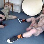 Bentley-Race-Perry-Jameson-Rehead-Aussie-With-A-Big-Uncut-Cock-21-150x150 Hung Tatted Up Ginger Gets His Big Uncut Cock Sucked