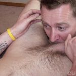 Cum-Club-Naked-Army-Guy-Gets-A-Blowjob-From-A-Guy-Redhead-23-150x150 Scruffy Army Boy Gets His Ginger Cock Sucked By A Man