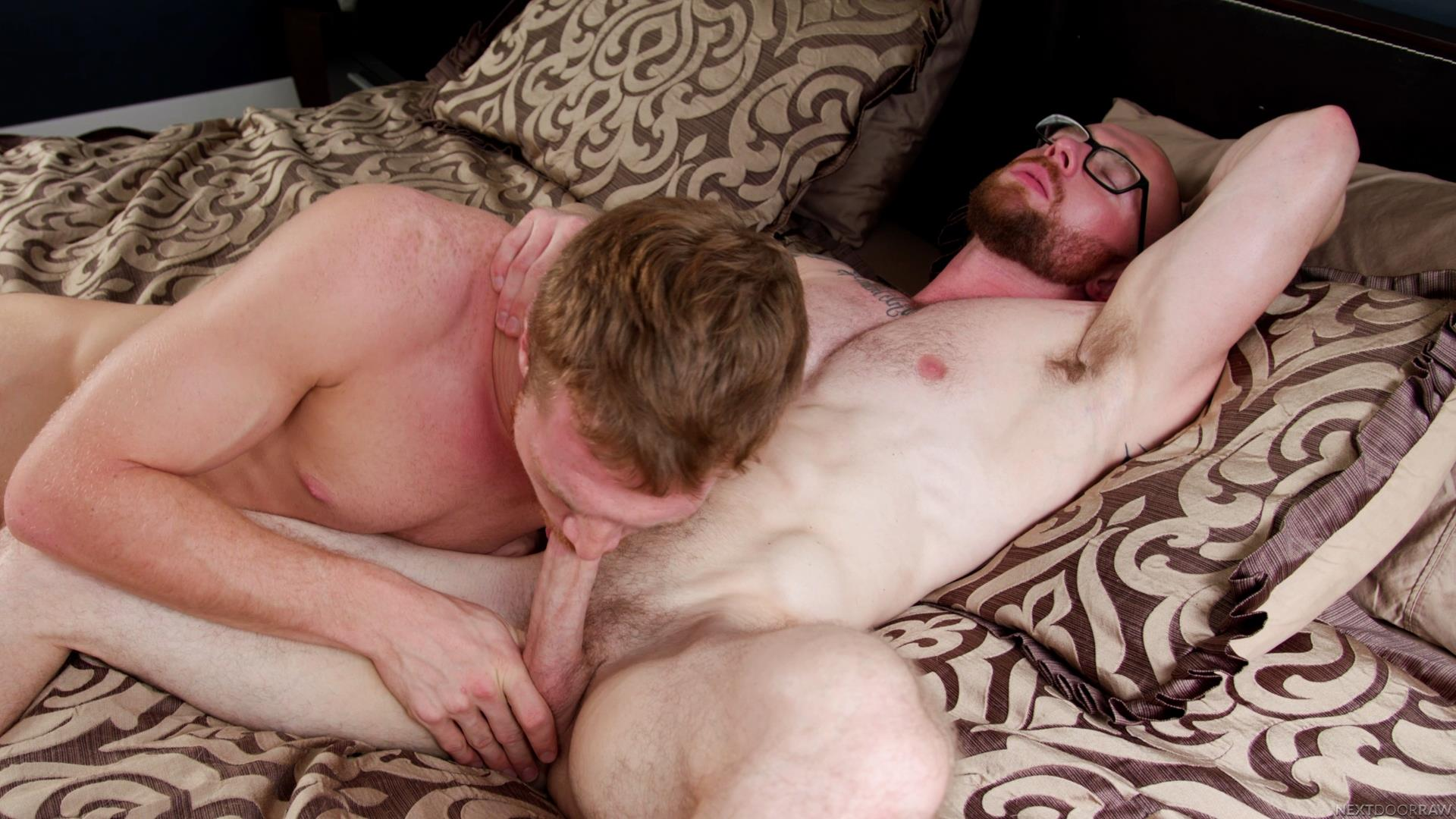 Next-Door-Raw-Markie-More-and-Dacotah-Red-Big-Dick-gingers-fucking-bareback-08 Ginger Boyfriends Markie More and Dacotah Red Share A Bareback Fuck